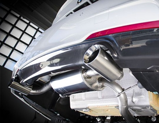 "BMW ""F30/ F31 ""(Sedan-Touring) 320d (190 PS) 2015 -> (Heckansatz 330i)"