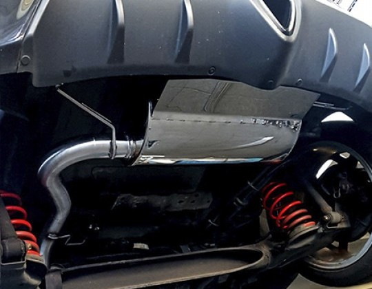 OPEL CORSA D OPC 1.6i Turbo (192 PS) 2010 -> 2014